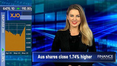 A fair go for Australia, Financials bounce back from Labor scare selling: ASX closes 1.7% higher, ne