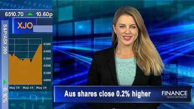 ASX closed at 6,511 points, fresh record high after Aus shares gain 0.2%, rising for 6th day