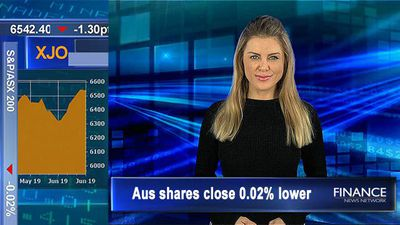 ASX closes in red for 2nd day but holds 11.5yr highs: Aus shares close 0.02% lower