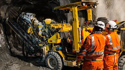 Macmahon to snap up underground contractor GBF Group
