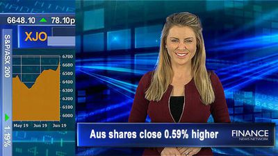 Stellar session: Aus shares close 0.6% higher, 140 pts off all time high