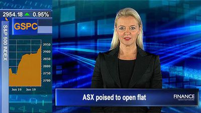 Trump plays down Iran tensions: ASX poised to open flat