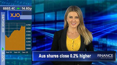 Back into record territory on Ausdrill rally, rates cut in July: ASX 0.2% higher
