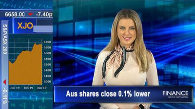 Property sector on ASX at new decade high: Aus shares close 0.11% lower