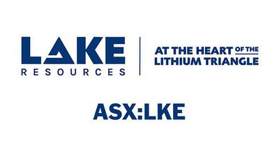 Lake Resources (ASX:LKE) Presentation, June 2019