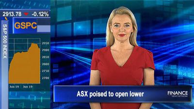 Trade war lingers ahead of G20 summit: ASX poised to open lower