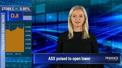 Trump bemoans China not buying enough farm goods: ASX poised to open lower