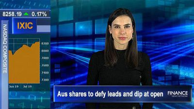 Wall St notches record close : Aus shares to defy leads and dip at open, RBA policy minutes ahaead
