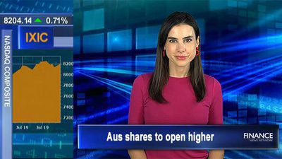 US tech stocks rally: Aus shares to open higher