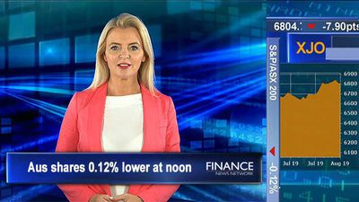 House prices rise for second month: ASX tracking 0.1 lower at noon