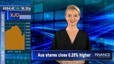 James Hardie soars on profit results: ASX closes 0.3% higher
