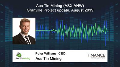 Aus Tin Mining (ASX:ANW) Granville Project update