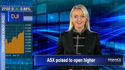 Apple gives Wall St a boost: ASX poised to open higher