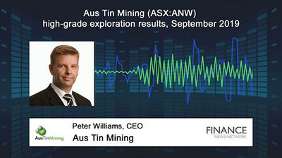 Aus Tin Mining (ASX:ANW) high-grade exploration results
