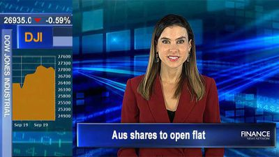 Wall Street lower on trade tensions : Aus shares to open flat