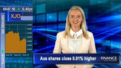 A rollercoaster day ends flat: ASX closes 0.01% lower