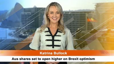 Optimism for Brexit and US-China trade deal: Aus shares set to open higher