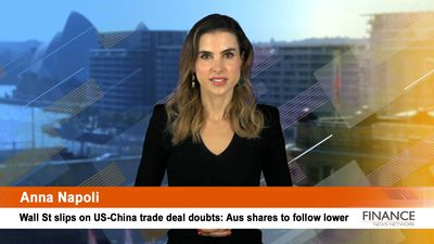 Wall St slips on US-China trade deal doubts: Aus shares to follow lower