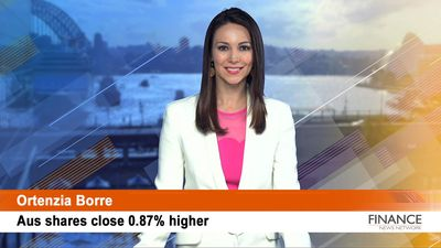 GrainCorp surges 11.5%: Aus shares close 0.9% higher