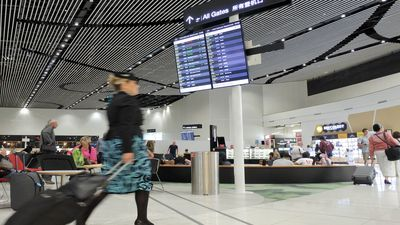 Auckland Airport (ASX:AIA) October total passenger volumes down by 1.1%