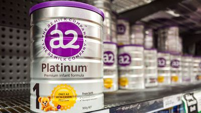 The a2 Milk Company (ASX:A2M) see growth in infant nutrition sales