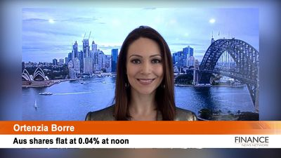 Australian retail rises 0.5 per cent: Aus shares flat at 0.04% at noon