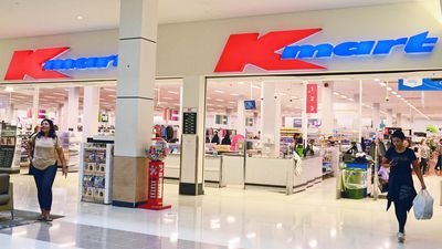 Wesfarmers (ASX:WES) Kmart Group's $480 million writedown
