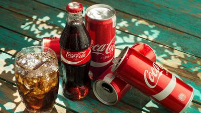 Coca-Cola Amatil (ASX:CCL) see beverage sales drop in April