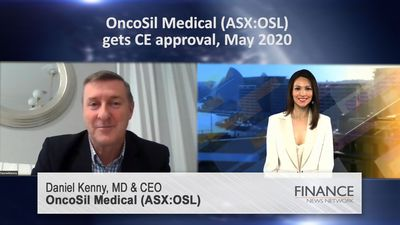 OncoSil Medical (ASX:OSL) gets CE approval