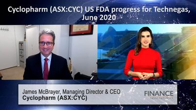 Cyclopharm (ASX:CYC) US FDA progress for Technegas