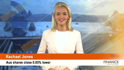 Official cash rate steady at 0.25%: ASX closed 0.03% lower