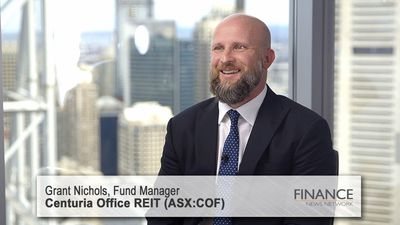 Centuria Office REIT (ASX:COF) financial year 2020 results & outlook