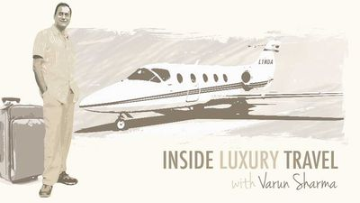Inside Luxury Travel - London