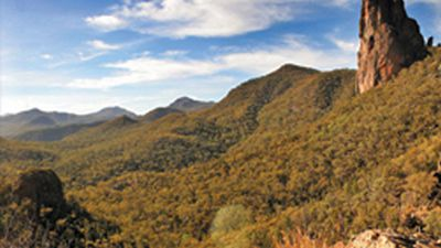 Leyland's Australia - Warrumbungles To Bald Rock