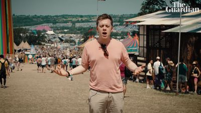 Owen Jones goes to Glastonbury: 'Can you talk politics at a rave?'