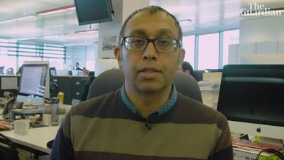 Where can you find the opinions of a news organisation? Randeep Ramesh tells us about his role