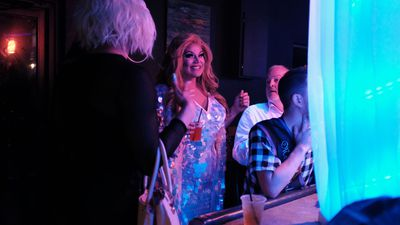 'This is where we live our truth': visiting America's gay bars