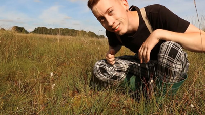 Plants before pandas: the young botanist tackling extinction in his own backyard