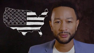 Bigger than Trump: John Legend's guide to what matters in the US election