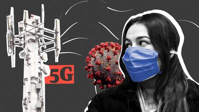 Why the 5G coronavirus conspiracy theory is false