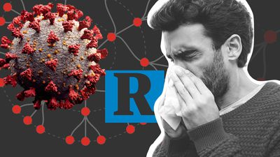 What does the 'R' number of coronavirus mean?