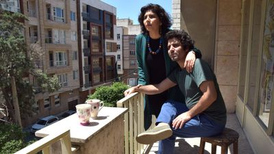 Our Iranian lockdown: how coronavirus changed one couple's life - documentary