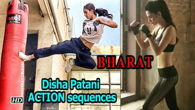 Disha Patani to do ACTION sequences in 'Bharat'