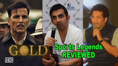 Akshays GOLD REVIEWED by Sports Legends FIRST