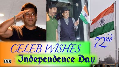 Salman to Dharmendra: Celebs WISHES on 72nd Independence Day
