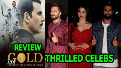 Akshay Kumar GOLD Shines | CELEBS are THRILLED | REVIEW