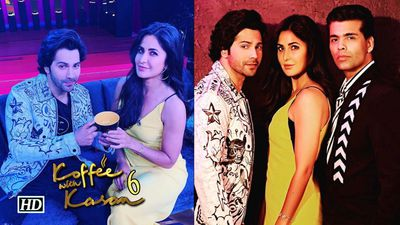Koffee With Karan 6 | Katrina-Varun to FIGHT for Coffee Hamper
