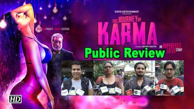 Poonam Pandey movie REVIEW | The Journey of Karma