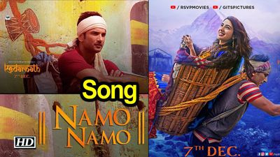 Namo Namo Song | Sushant tells his 'Kedarnath' journey