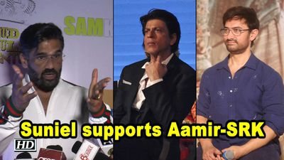 Suniel criticizes early reviews; supports Aamir's 'Thugs' & Shah Rukh's 'Zero'